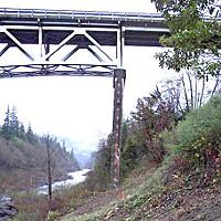 Suspended Bridge