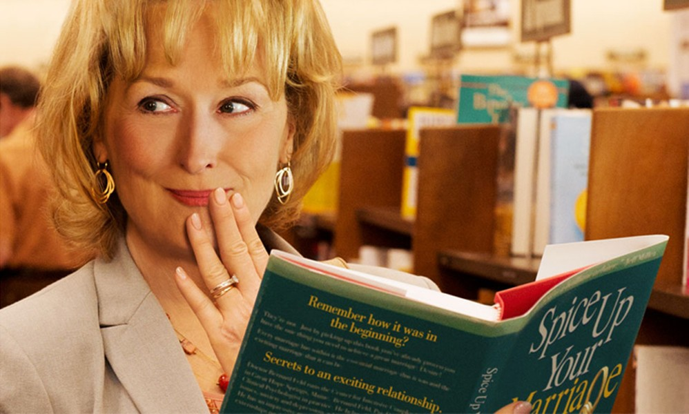 Meryl Streep in Hope Springs