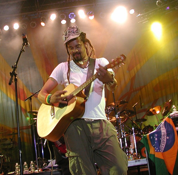 Michael Franti - PHOTO BY BOB DORAN