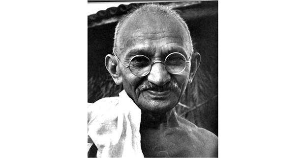 Mohandas Karamchand Gandhi - WIKIPEDIA.COM/WWW.DINODIA.COM