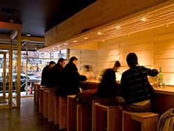 Momofuku Noodle Bar. Photo by Noah Kalina.