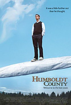 Movie poster for 'Humboldt County.'