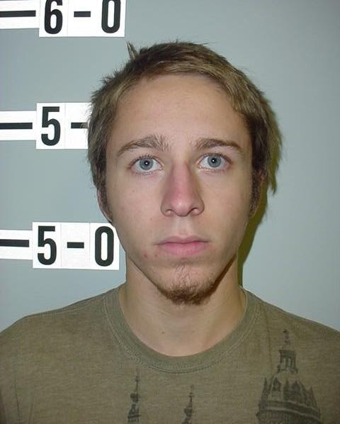 Mug shot from Lake County arrest