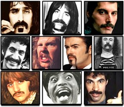 Musical Mustaches