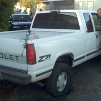 My Neighbor Just Tackled the Guy Who Was Crazy-Driving the Mayor of <strike>Fortuna</strike> Ferndale's Truck [Updated]