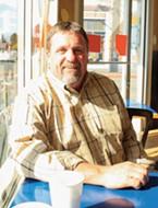 New county supervisor Rex Bohn.