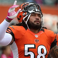 Maualuga Re-Signs with Bengals