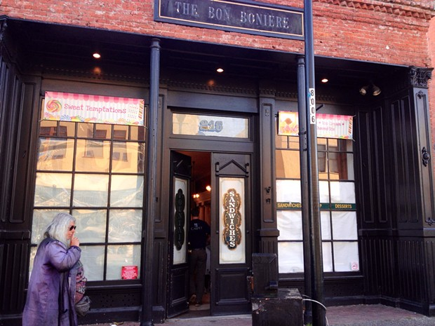 There's a new sweet in Old Town - PHOTO BY HEIDI WALTERS
