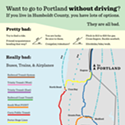Carless? Portland-bound? Bring a Pillow.