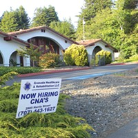 new operators took over most Humboldt nursing homes in April.