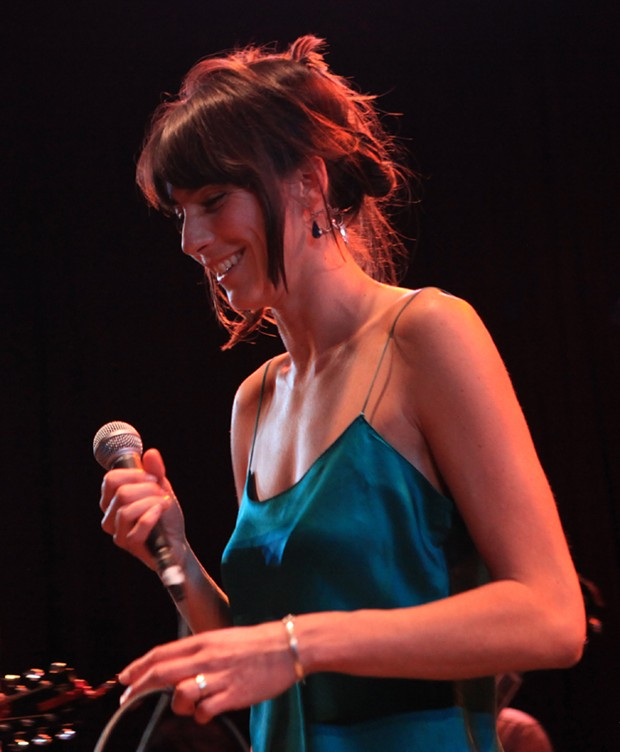 Nicki Bluhm - PHOTO BY JOHN CHAPMAN