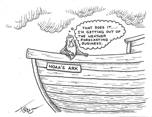 NOAA's Ark