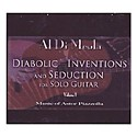 Diabolic Inventions and Seduction for Solo Guitar