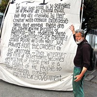 Occupy: At the beginning