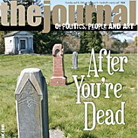 After You're Dead On the cover: Myrtle Grove Cemetery, Eureka. Photo by Bob Doran.