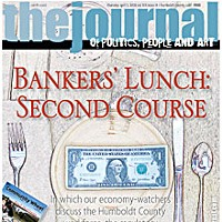 Bankers' Lunch: Second Course On the cover: Photo by Hank Sims.