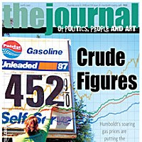 Crude Figures On the cover: photo by Yulia Weeks.