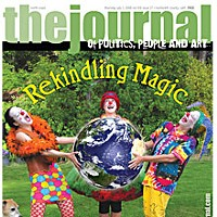 Rekindling Magic On the cover: Photo montage by Holly Harvey, photo courtesy Feet First Dancers.