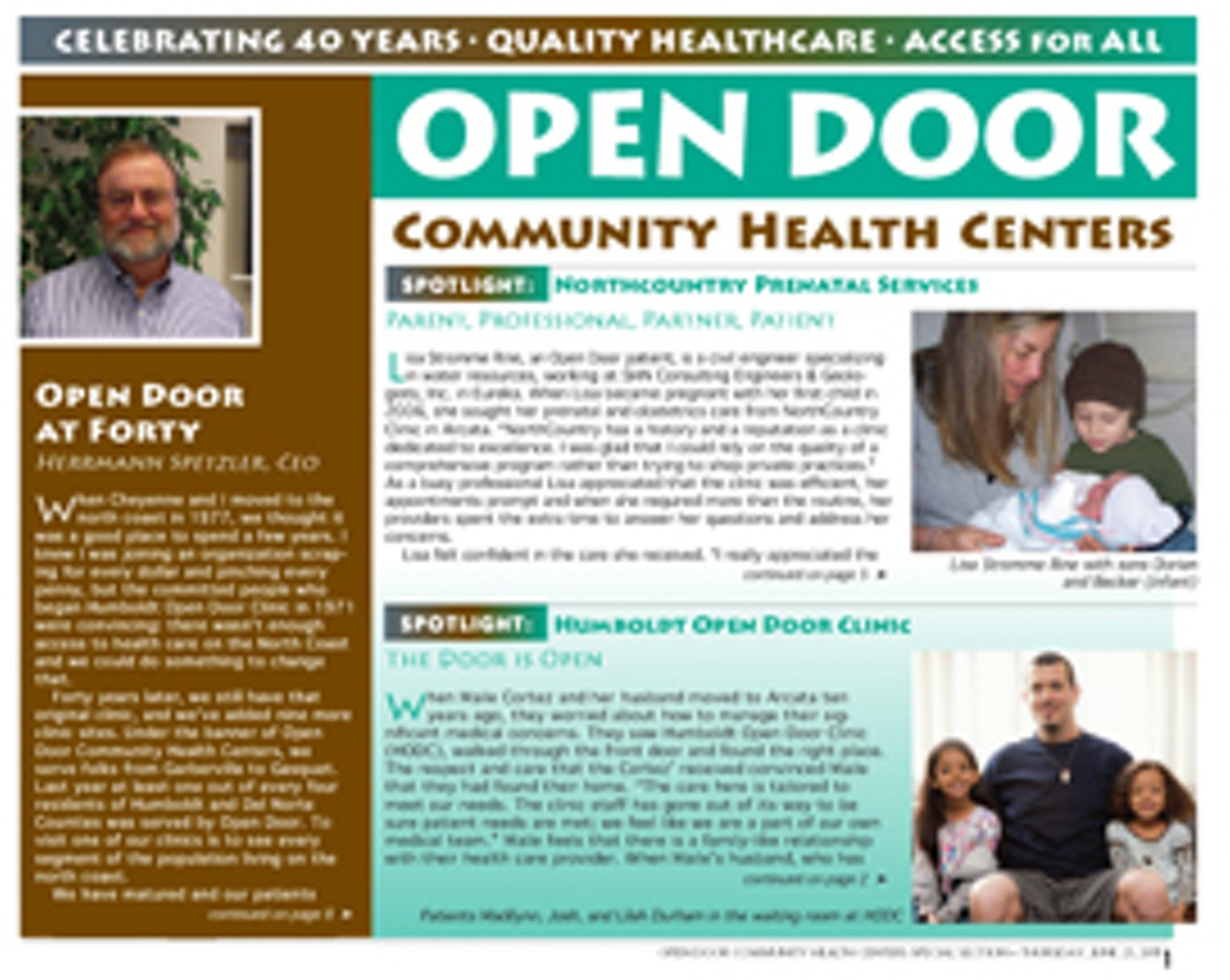 community health centers Since 1971, the community health centers of burlington has provided exceptional health care to people of all ages, backgrounds, and life circumstances.