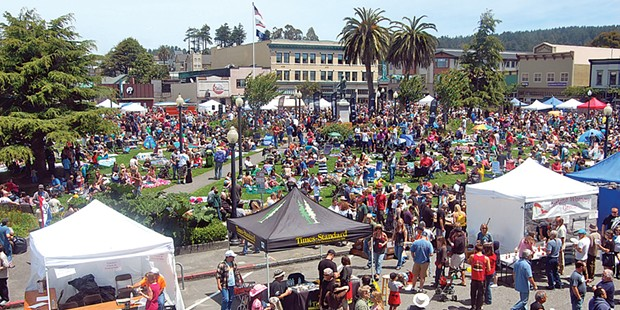 Oyster Fest 2012 - PHOTO BY ANDREW GOFF