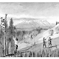 Perry Collins' Overland Telegraph