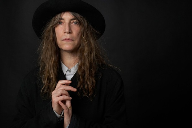 Patti Smith - PHOTO BY EDWARD MAPPLETHORPE