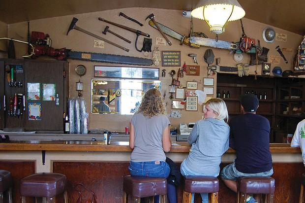The Logger Bar - FILE PHOT