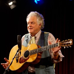 Peter Rowan, Sat., Sept. 14, 7:30 p.m., Mateel Community Center, Tickets: Free, donations