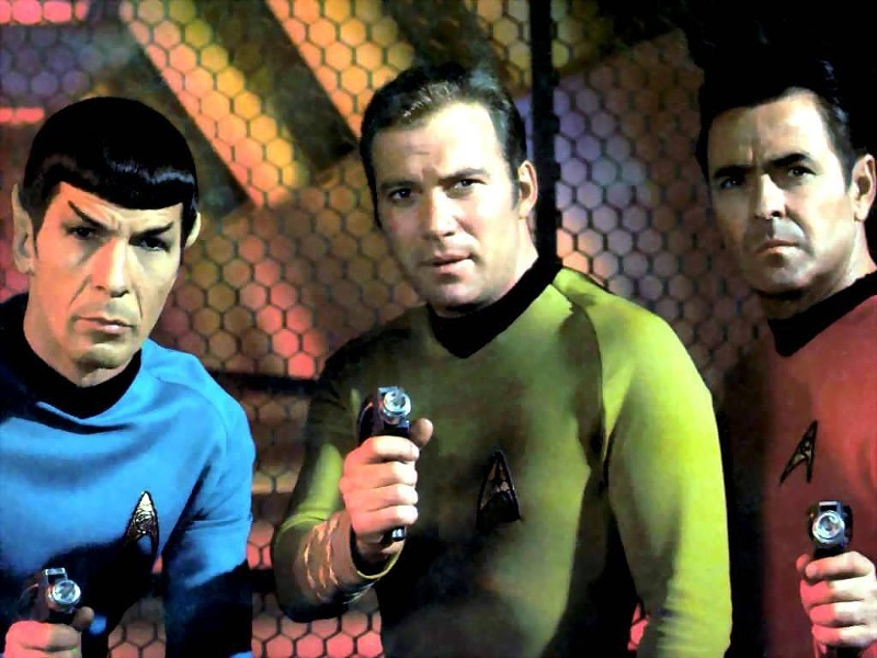 Phasers on Fun!