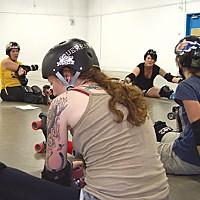 """My Derby Daze Photo by Helen """"Wheels"""" Sanderson"""