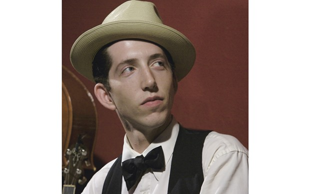 Pokey LaFarge - PHOTO BY BILL STREETER