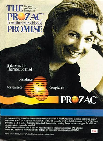 Prozac advertisement
