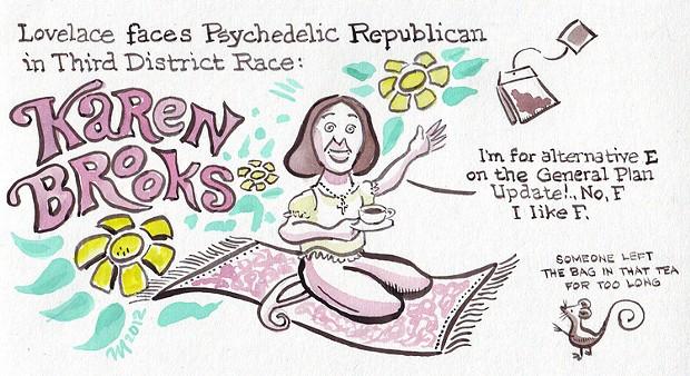 Psychedelic Republican