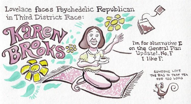 Psychedeilc Republican - JOEL MIELKE