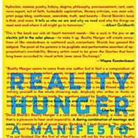<em>Reality Hunger: A Manifesto</em>
