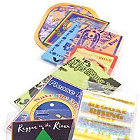 Backstage Pass Reggae backstage passes. Photo by Holly Harvey.