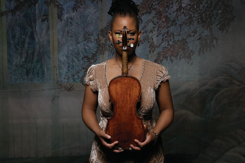 Regina Carter - COURTESY OF THE ARTIST.