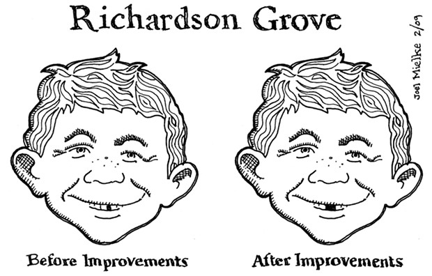 Richardson Grove