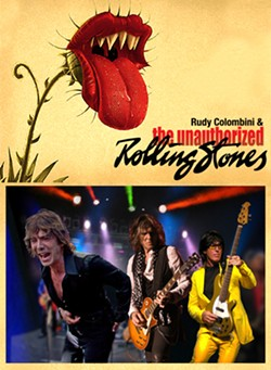 Rudy Colombini & The Unauthorized Rolling Stones