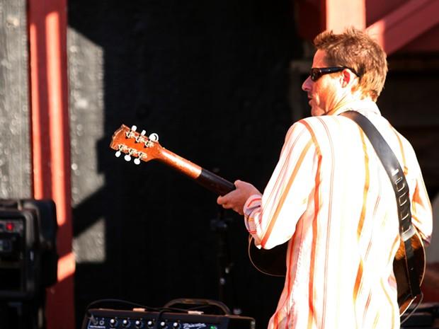 Ryan Roberts of Absynth Quintet - PHOTO BY BOB DORAN