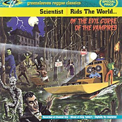Scientist album cover