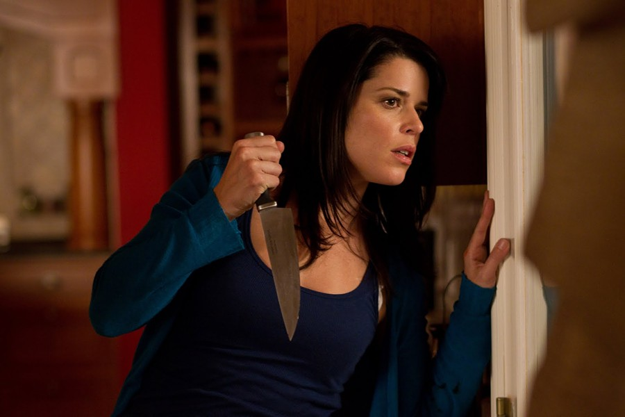 Scre4m - NEVE CAMPBELL