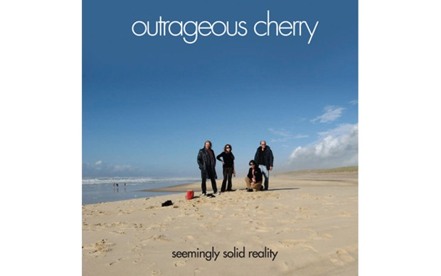 Seemingly Solid Reality - OUTRAGEOUS CHERRY