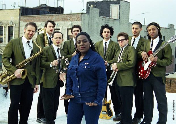 Sharon Jones & The Dap-Kings