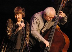 BILL KING - Sheila Jordan and Cameron Brown