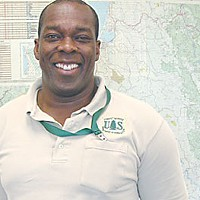 Six Rivers National Forest Supervisor Tyrone Kelley