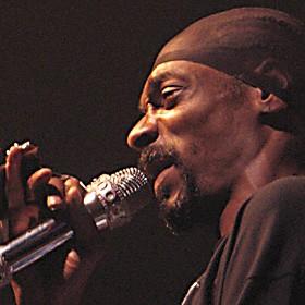Snoop Dog at the Eureka Muni, Oct. 25, 2007