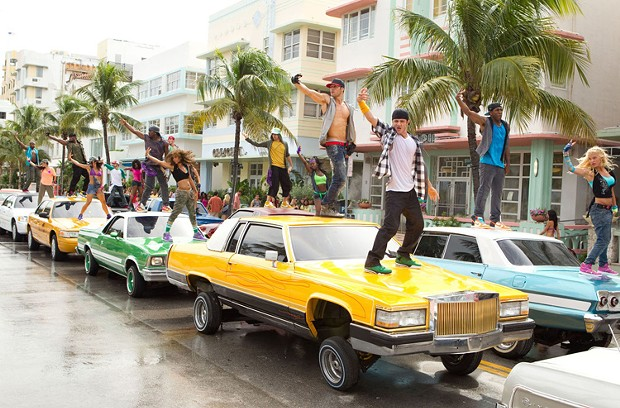 Step Up Revolution: they dance better than they act.