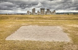 PHOTO BY SUK CHOO KIM - Stonehenge