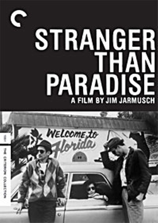 'Stranger Than Paradise,' directed by Jim Jarmusch, Criterion Collection.